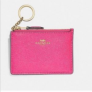 New! Coach ID card case